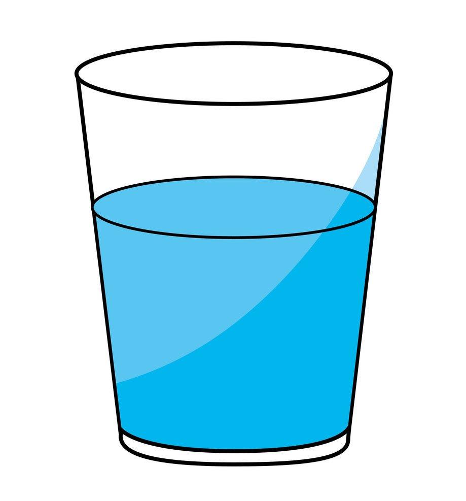 quanta acqua contiene un bicchiere