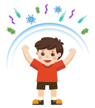 difese immunitarie bambini