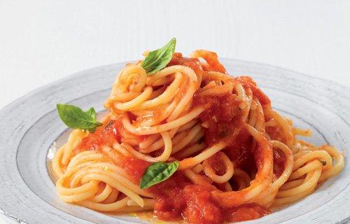 pasta con grano italiano