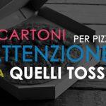 cartone per pizza