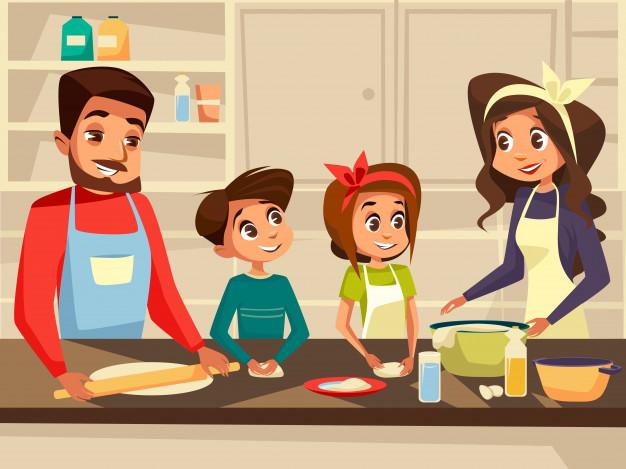 cosa cucinare con i bambini